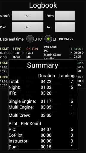 FLY is FUN Aviation Navigation  screenshots 7