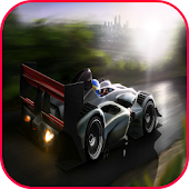 Hill Car Climb Race