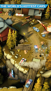 Smash Bandits Racing Screenshot