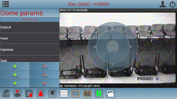 Screenshot of DigiEye