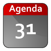 Agenda Widget for Android