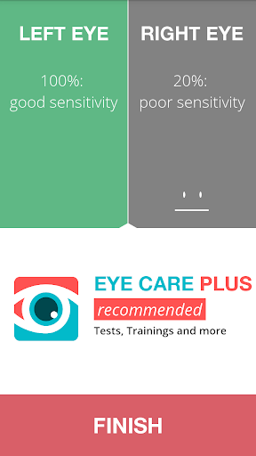 【免費健康App】Contrast Sensitivity Test-APP點子