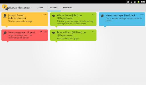 Bopup Messenger 1.5.0.181208 screenshots 13