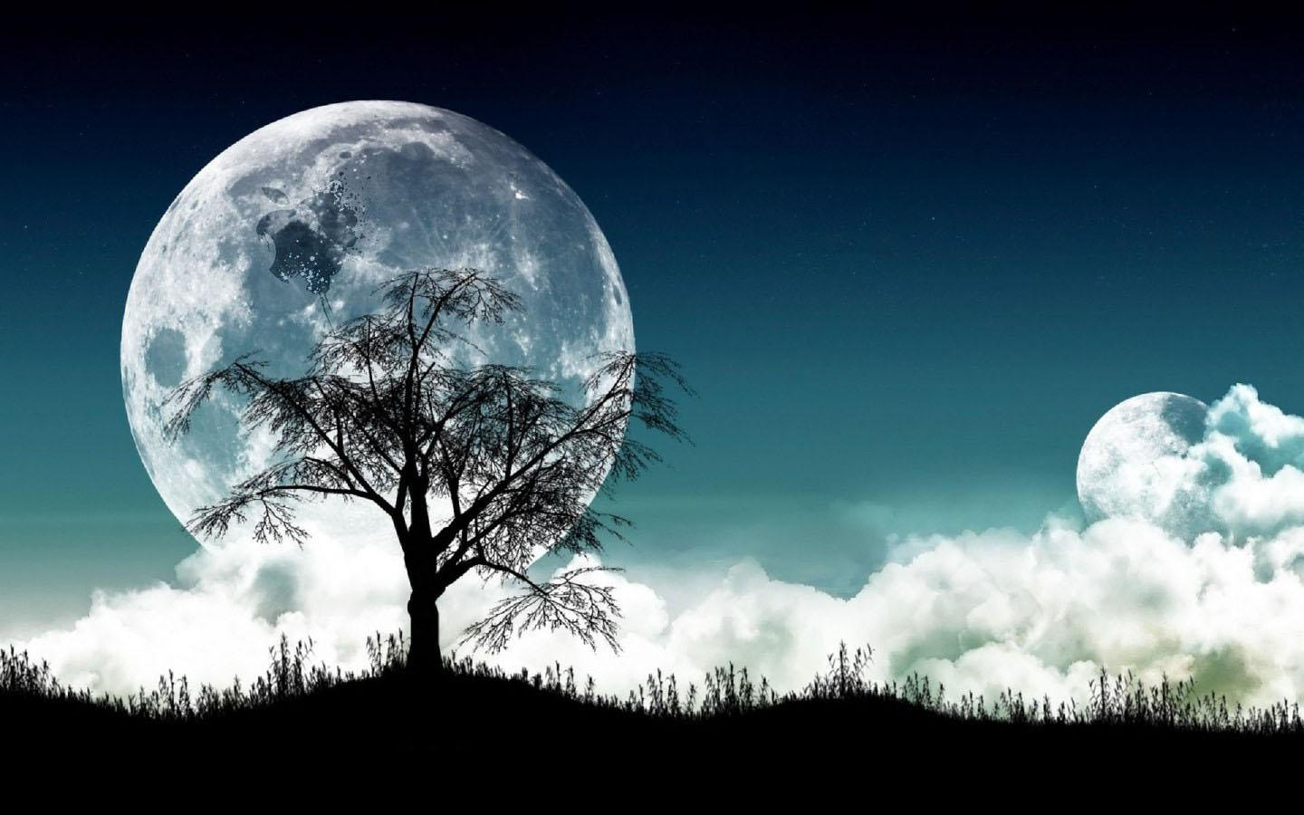Moonlight Wallpaper Android Apps On Google Play