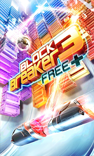 Block Breaker 3 Free+ - screenshot thumbnail