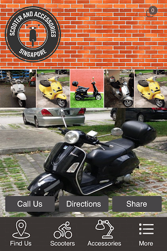 Scooters and Accessories