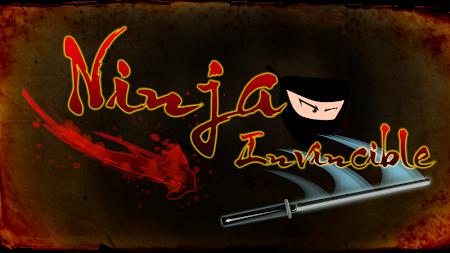Ninja Invincible - ninja games 2.9 screenshot 135170