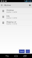 Screenshot of NE Google Drive Ad-free