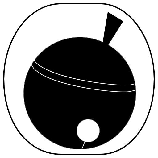 工具の熊鈴 LOGO-記事Game