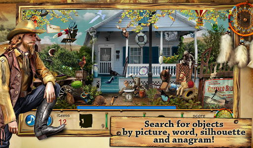 Hidden Object Wild West 1.0.12 screenshots 2