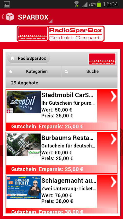 Radio Essen- screenshot