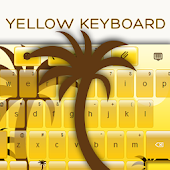 Yellow Keyboard App
