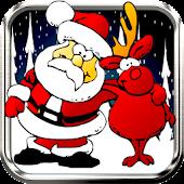 CHRISTMAS MAKER SANTA SHOOTER