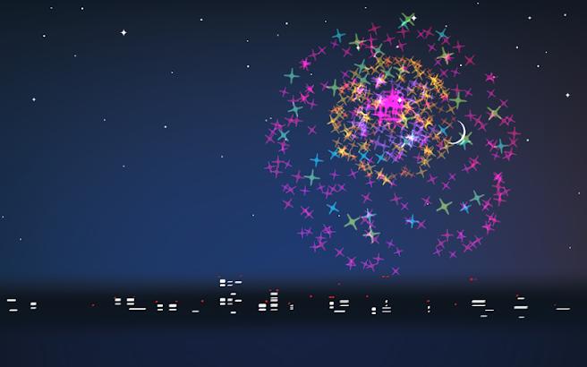 Finger Fireworks- screenshot thumbnail