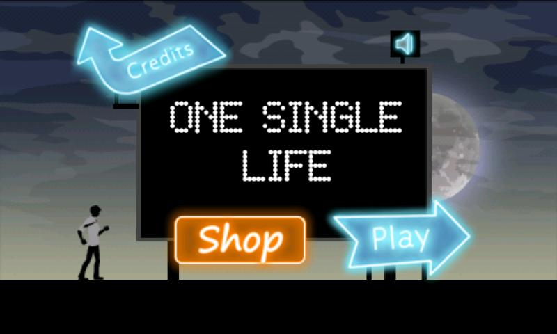 One Single Life- screenshot