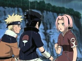 Naruto - Run Idate Run!  Nagi Island Awaits!