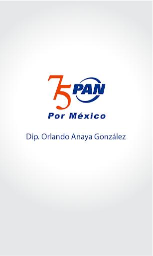 Dip. Orlando Anaya González