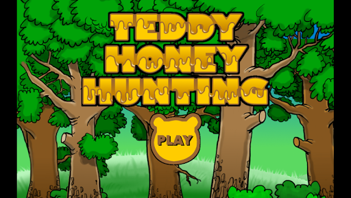 Teddy Honey Hunting 2