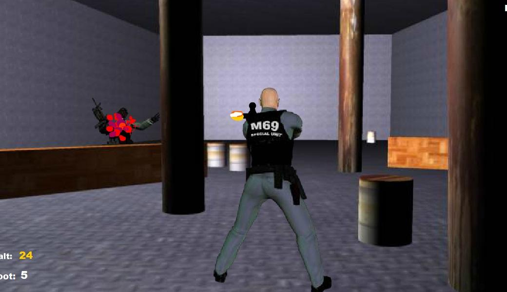 Army shooting Training - screenshot