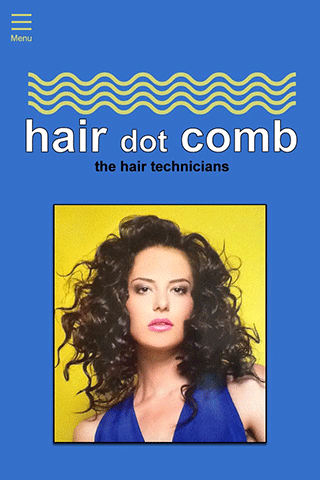 Hair Dot Comb