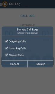 Droid Backup- screenshot thumbnail