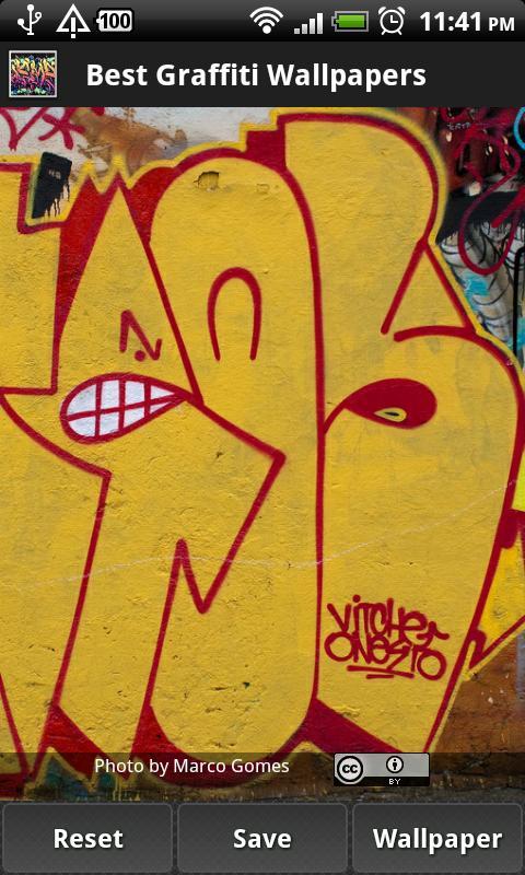 Best Graffiti Wallpapers - screenshot