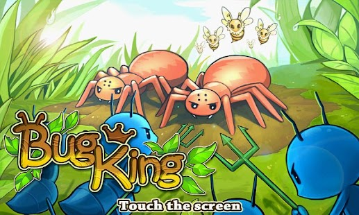 BugKing- screenshot thumbnail
