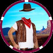 Cowboy Suit Photo Dresses