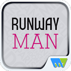Close-Up Runway Man icon
