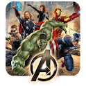 The Avengers Live Wallpaper logo