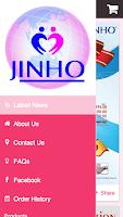 Screenshot of JINHO