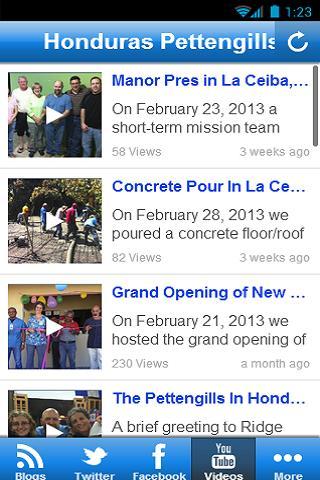 【免費通訊App】Pettengills In Honduras-APP點子