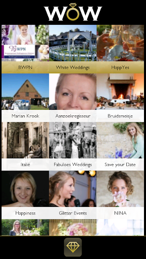 WoW plan-your-wedding app