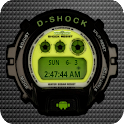 Droid Shock Watch icon
