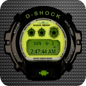 Droid Shock Watch
