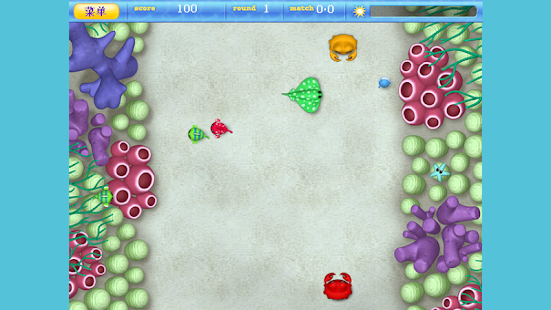 Crabs Pinpong Game - screenshot thumbnail