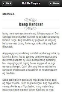 Nobela story tagalog
