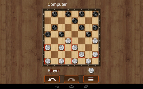 All-In-One Checkers- screenshot thumbnail