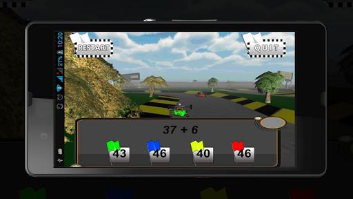 Math Racer 3D