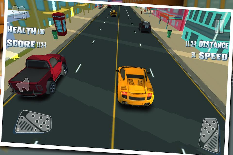 Toon Racer- screenshot