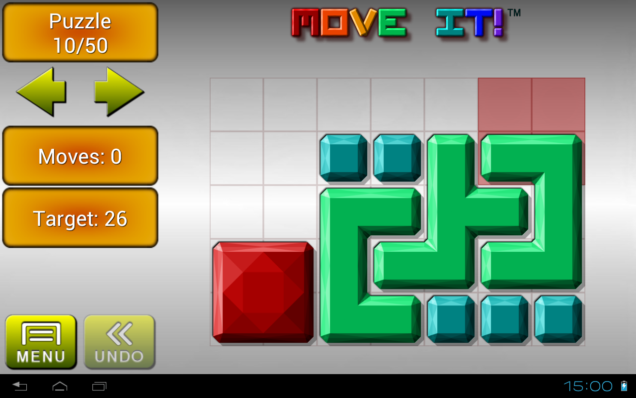 Move it! Free - Block puzzle- screenshot