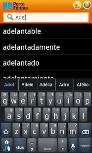 Dicionário Espanhol-Português- screenshot thumbnail