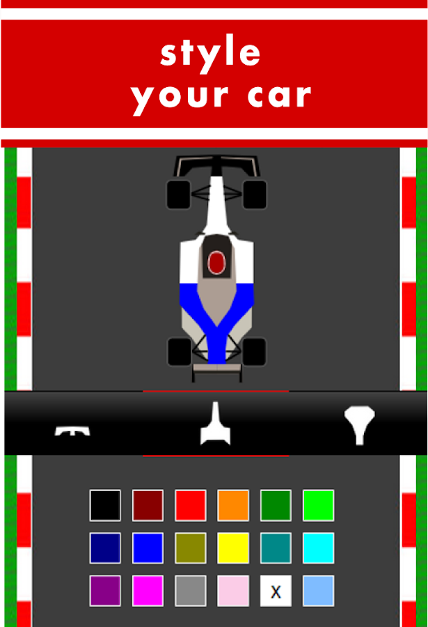 A1 Racing Manager - screenshot
