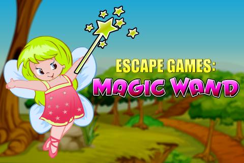逃脱游戏:魔术棒