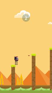 Spring Ninja Screenshot