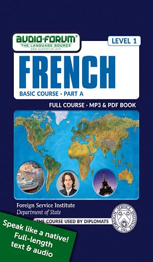 【免費教育App】FSI French 1 (Audio-Forum)-APP點子
