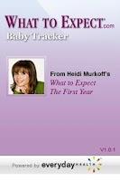 Screenshot of Baby Tracker