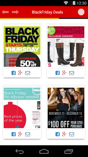 BlackFriday CyberMonday 2014