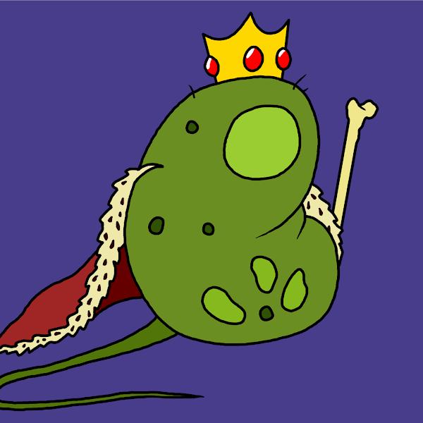 King Of Bacteria » drawings » SketchPort