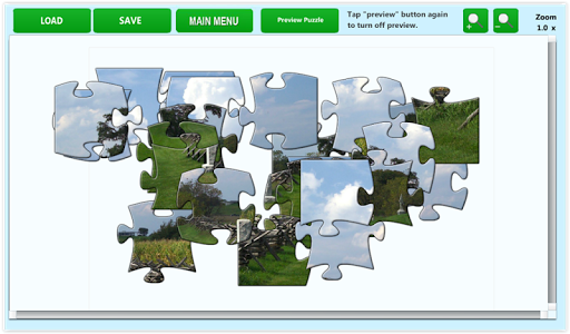 15 Jigsaws of Antietam Park